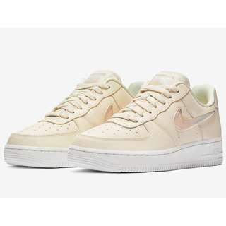 """Authentic Nike Air Force 1 Womens """"Jelly Puff"""""""
