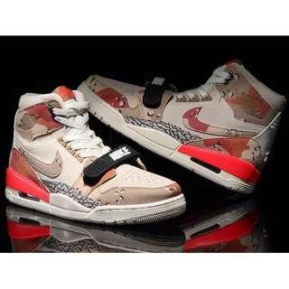 Authentic Nike Jordan Legacy 312 Desert Camo