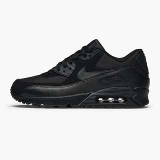 Authentic Nike Air Max 90 Essential Triple Black
