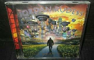 Jordan Rudess (The road home) cd dream theater keyboardist project -  prog metal rare collectibles