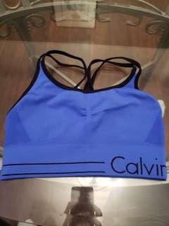 Calvin Klein sportsbra