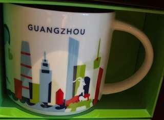Starbucks You Are Here Guangzhou