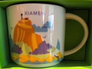 Starbucks You Are Here Xiamen