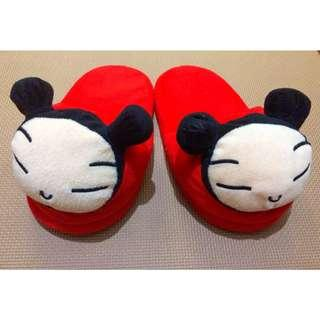 Pucca Bedtime Slippers