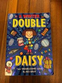 包順豐:A Winter Double Daisy