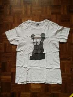 Uniqlo Kaws Shirt - Men's Sz L