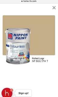 BN Nippon Odourless Paint