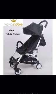 Yoya noble Cabin Size light weight pram stroller baby kid newborn