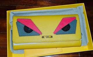 AUTHENTIC QUALITY FENDI MONSTER WALLETS ON SALE!!!