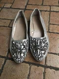 Sliver Flat Shoe