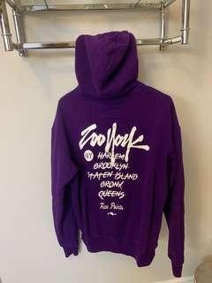 Purple Zoo York Hoodie
