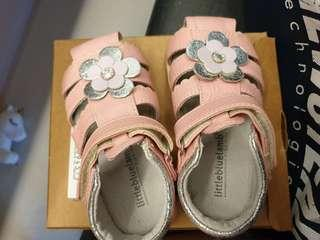 Brand New Little Blue Lamb Toddler shoes size 7