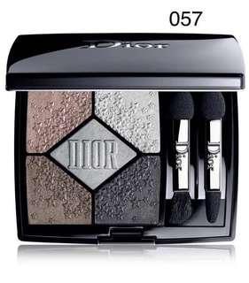 全新連盒•Dior 2018 聖誕限量版 5 Couleurs Midnight Wish Limited Edition