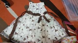 Branded dress for 1 to 3y girls