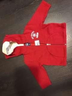 Roots infant hoodie XL
