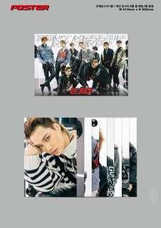 Exo vivace group poster