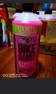 Bike Cleaner Concentrate 1 Litre