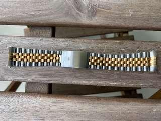 Rolex 62523 H 18K two tone Jubilee 20mm for Sub or Datejust