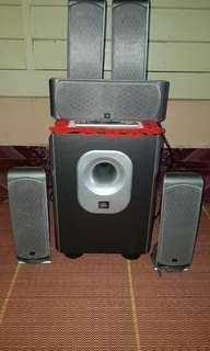 Jbl home theater satelit speaker
