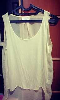 Tank top Zara #onlinesale
