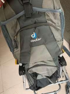 Deuter Baby hiking backpack