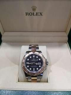 Rolex Yatch-Master Everose Rolesor
