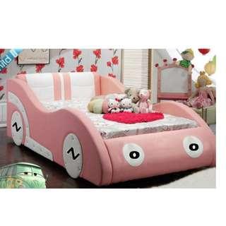 Car Kiddie Bed Frame
