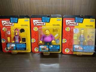 The Simpsons World of Springfield Interactive Figure set