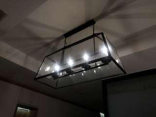 Ceiling light chandelier