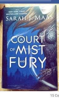 [Brandnew] A court of mist and fury by Sarah J. Maas