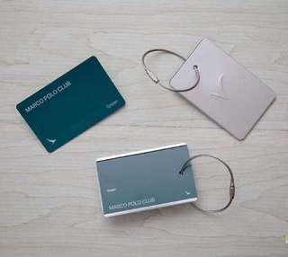 🚚 Cathay pacific Marco polo club green member 🎉