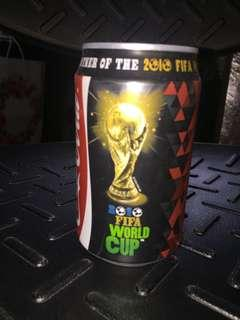 Brand new World Cup 2014 Coca Cola can
