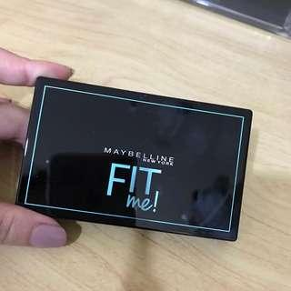 Maybelline-fit me! 蜜粉餅