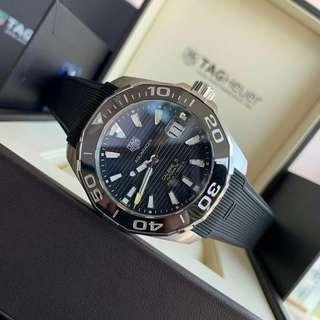 New Original !! Tag Heuer Aquaracer Calibre 5 Automatic WAY201A.FT6142 (pre-order)