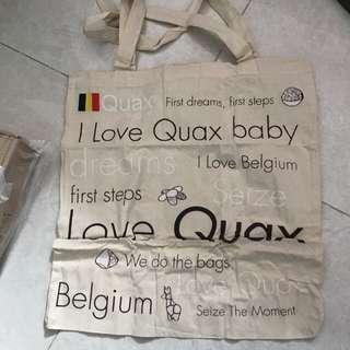 Quax shopping bag