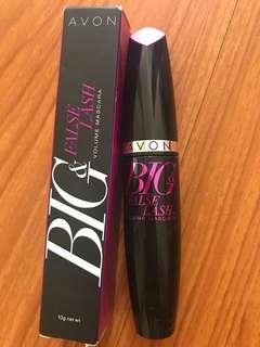 Avon Big & False lash volume mascara