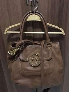 💯 Tory Burch 2 Way Leather Bag