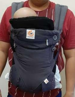 Baby Carrier Ergobaby 360 Ori - Dusty Blue