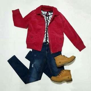 ☇LP☇Magenta Lightweight Jacket