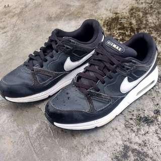Nike Airmax Span Black White