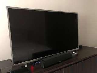 "Panasonic Viera 43"" LED Smart TV"