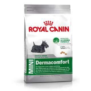 Royal Canin Mini Dermacomfort - 2Kg Original Pack
