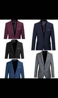 🚚 Promotion - Good Quality Blazer for Men