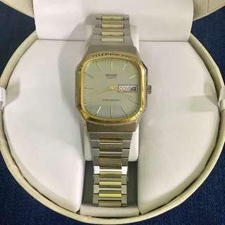 Original SHARP Vintage Watch