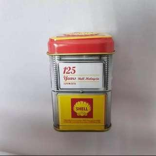 Shell Heritage Canister (Mini Tin) 1960s Limited Edition