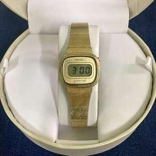 Original SEIKO Vintage Watch