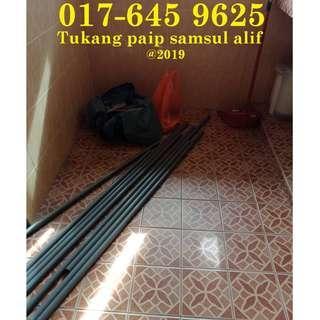 Pakar plumbing 20thn pengalaman samsul alif 017-645 9625