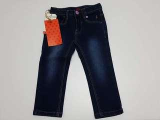 Kids Jeans Ladybird Girl new with tag NWT