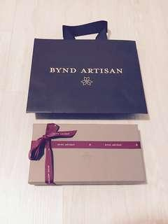 Bynd Artisan Leather Gift Box