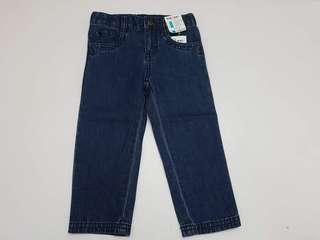 Kids Jeans Straight Cut Baby Kiko new with tag NWT